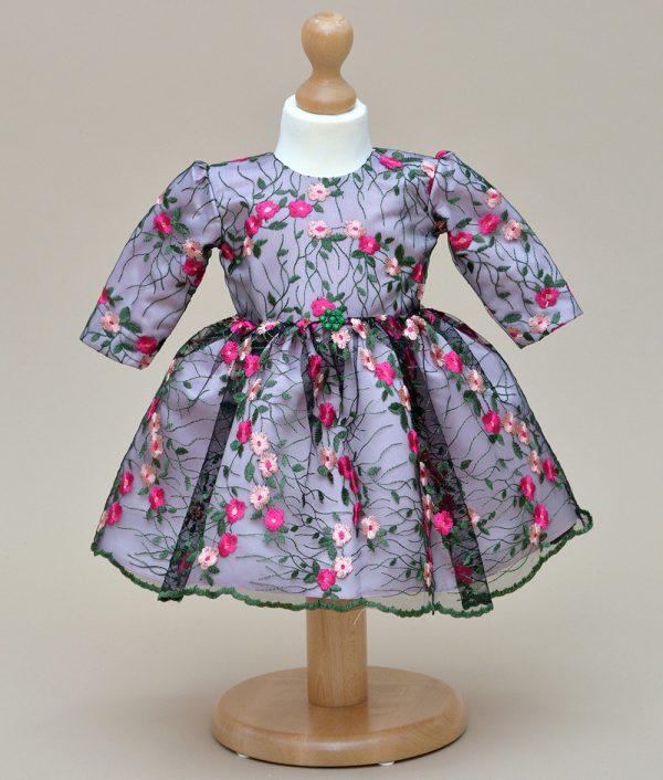 Rochie de botez Ayana - Couture Bebe