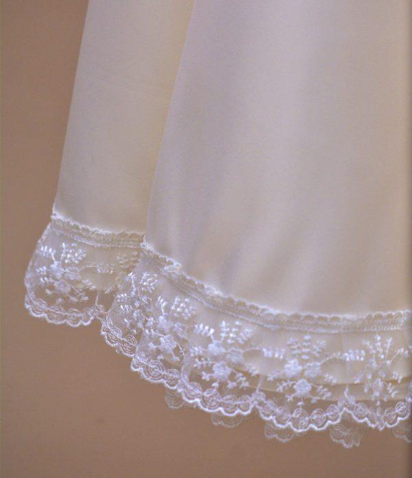 Rochie de botez dantela catolica