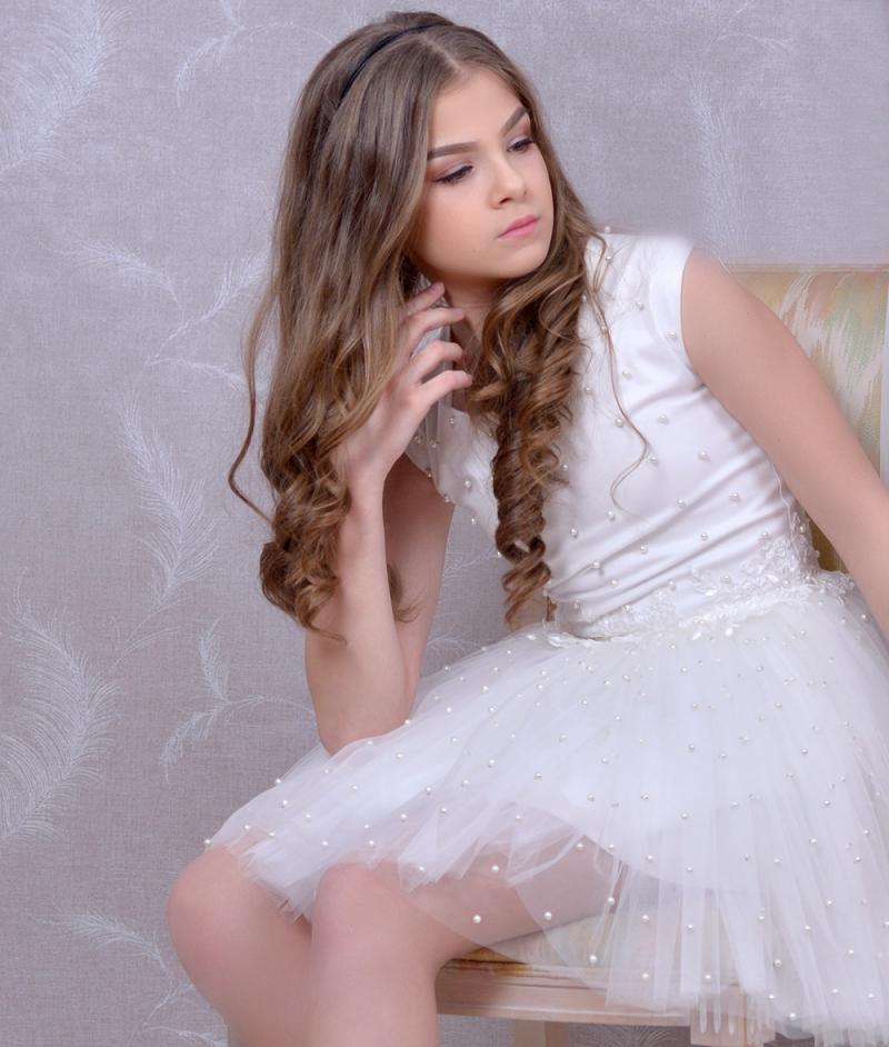 Rochie de ocazie fete Leya