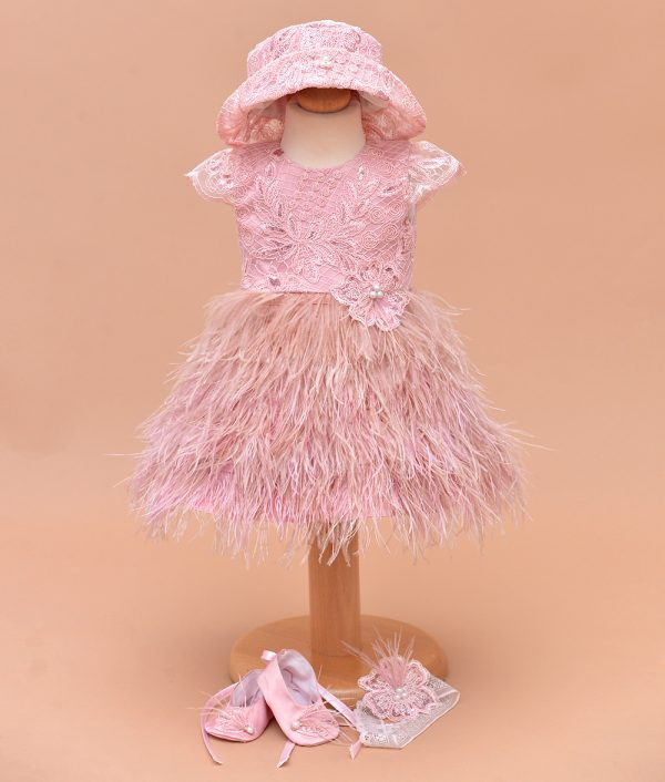 Rochita botez Couture Bebe