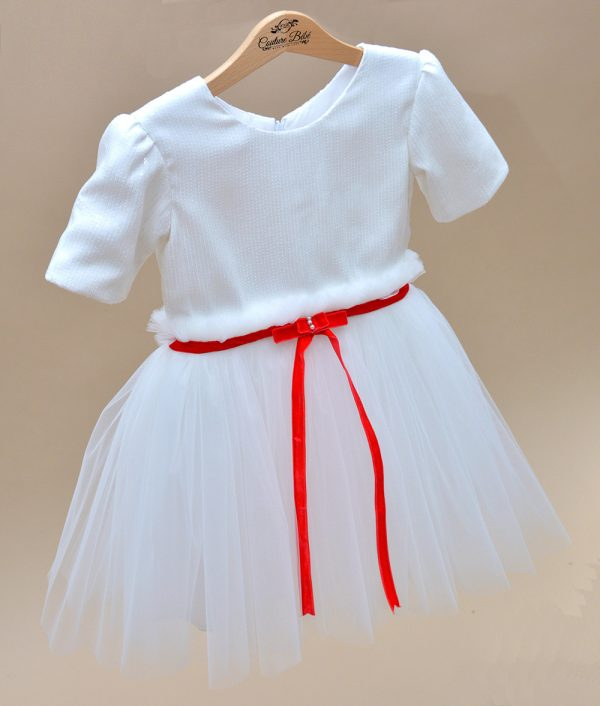Rochita de serbare Craciun Joy Couture Bebe (2)