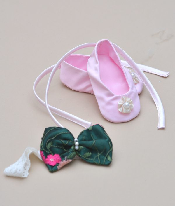 Bentita si botosei rochita botez Couture Bebe