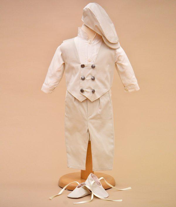 Costum botez bebe