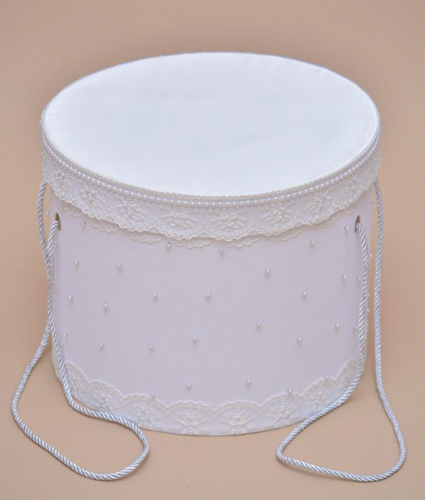 cutie trusou botez perle