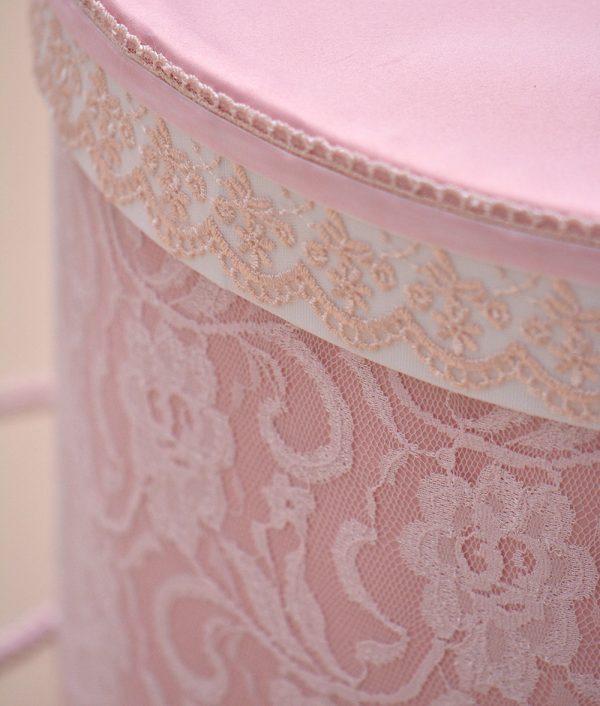 cutie trusou botez roz