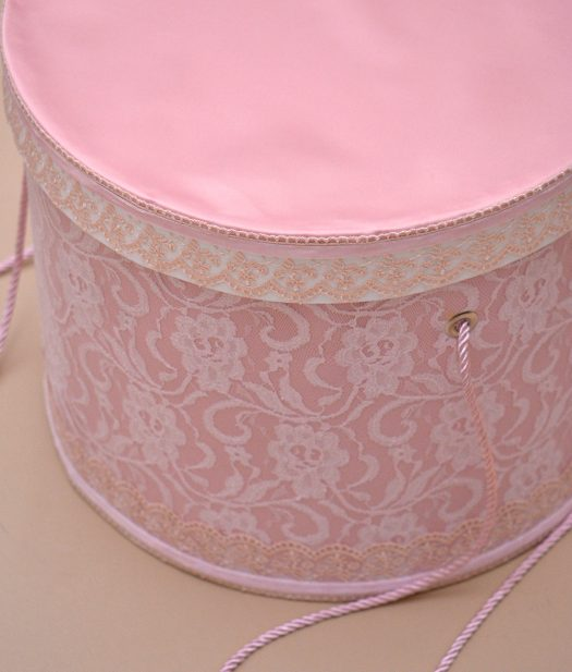 cutie trusou dantela roz