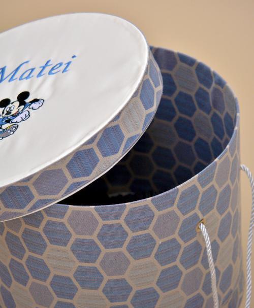 cutie trusou de botez personalizata mickey