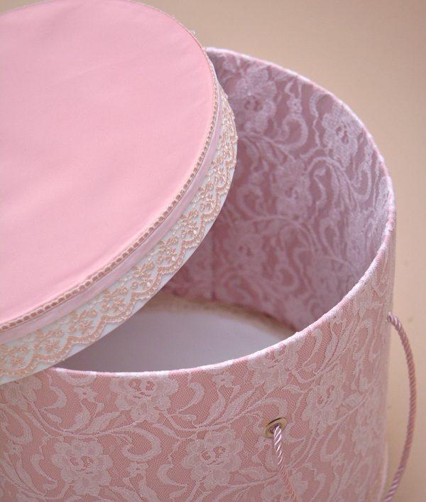 cutie trusou roz