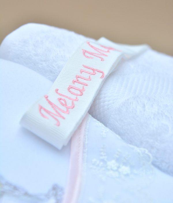 Fasa trusou de botez ingeras Couture Bebe