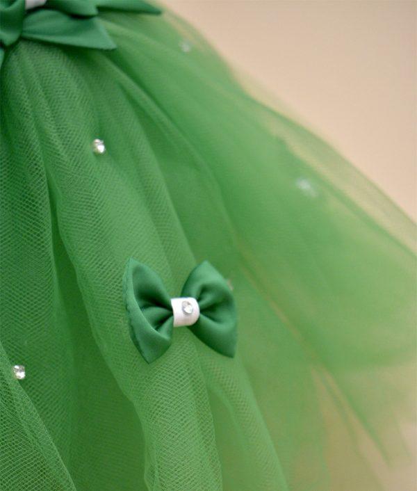 lumanare tinkerbell tull verde