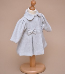 palton copii gri