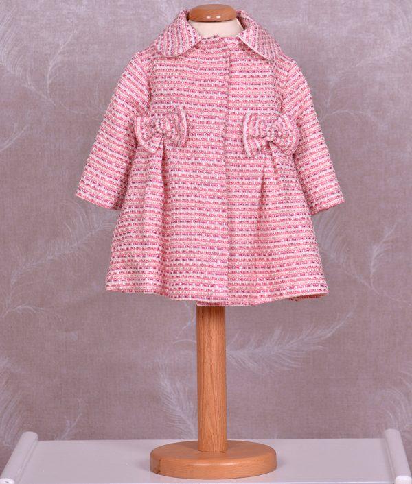 Palton copii Pink