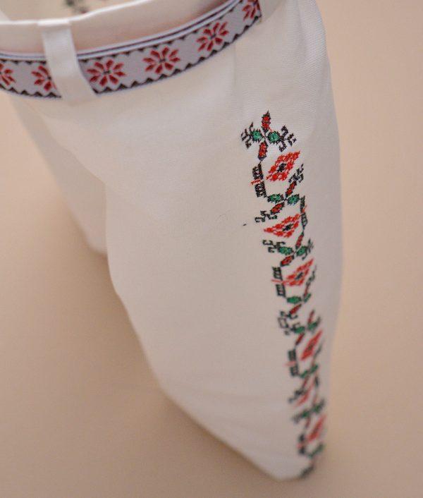 pantaloni costum traditional botez baieti