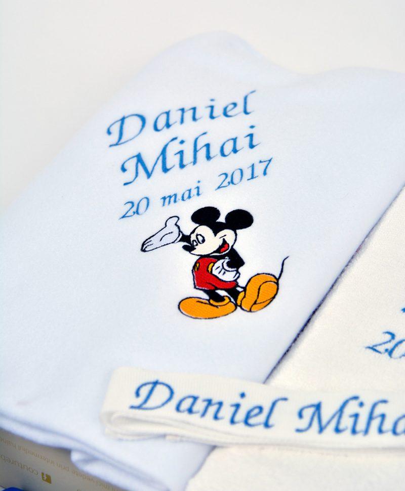 Patura botez Mickey Mouse