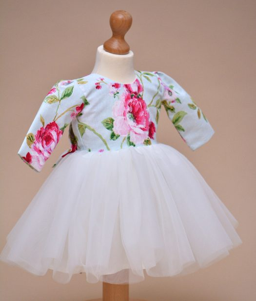 rochie de botez Cleo