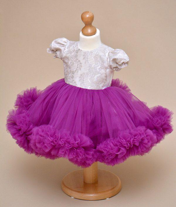 rochie de botez Evelia