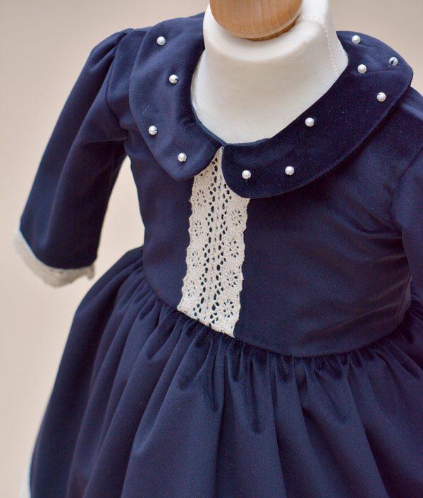 rochie de botez Velvet