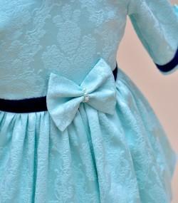 rochie-de-botez-fundita-bleu