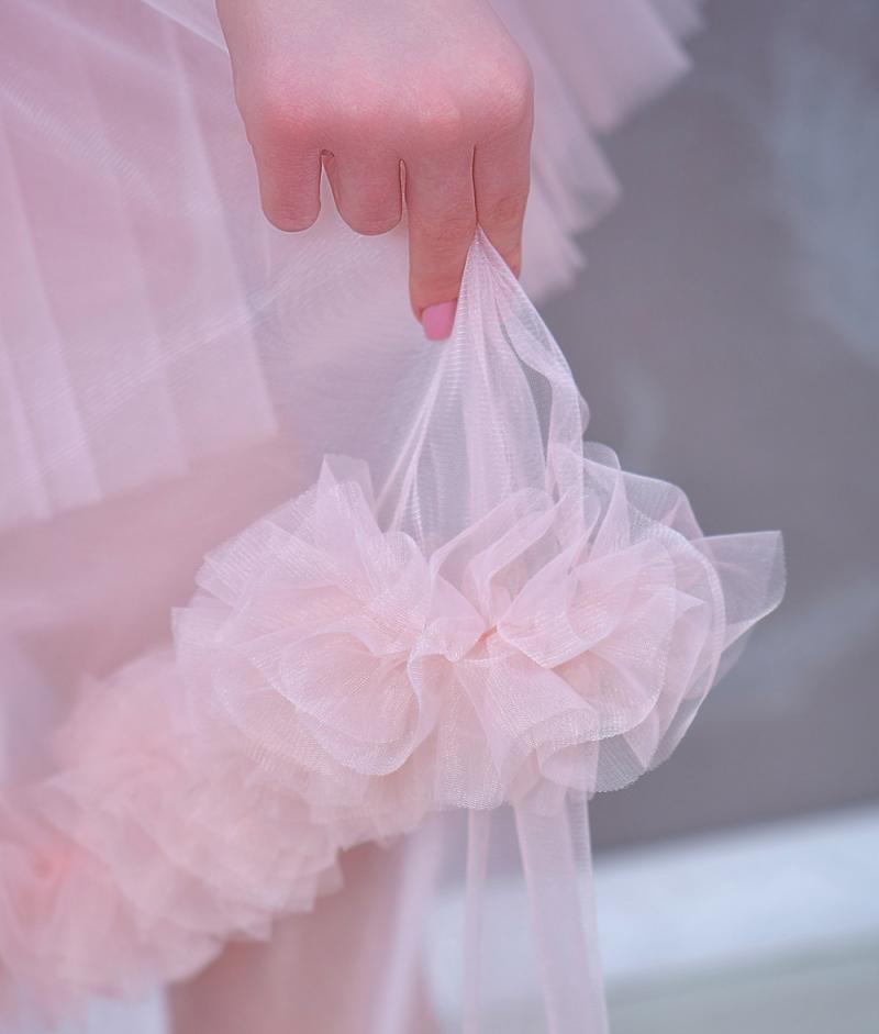 rochie fete Dollie tull