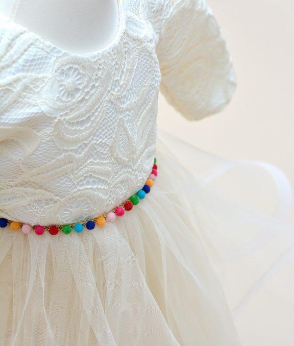 Rochie de botez Couture Bebe