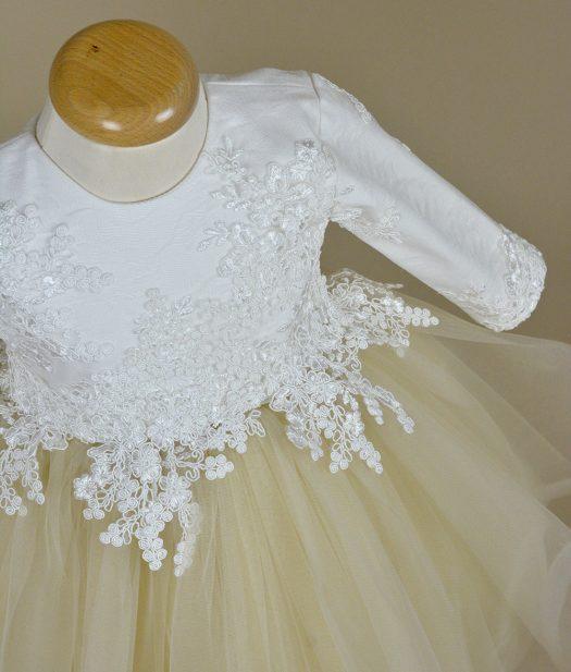 Botosei - balerini rochie botez