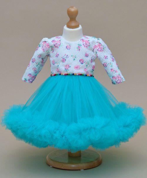 Rochita de botez Ilma - Couture Bebe
