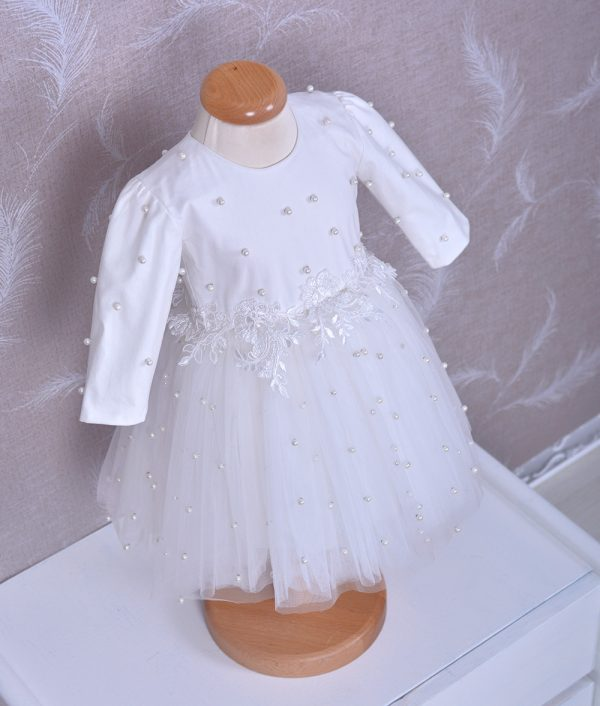 rochita de botez eliza alba