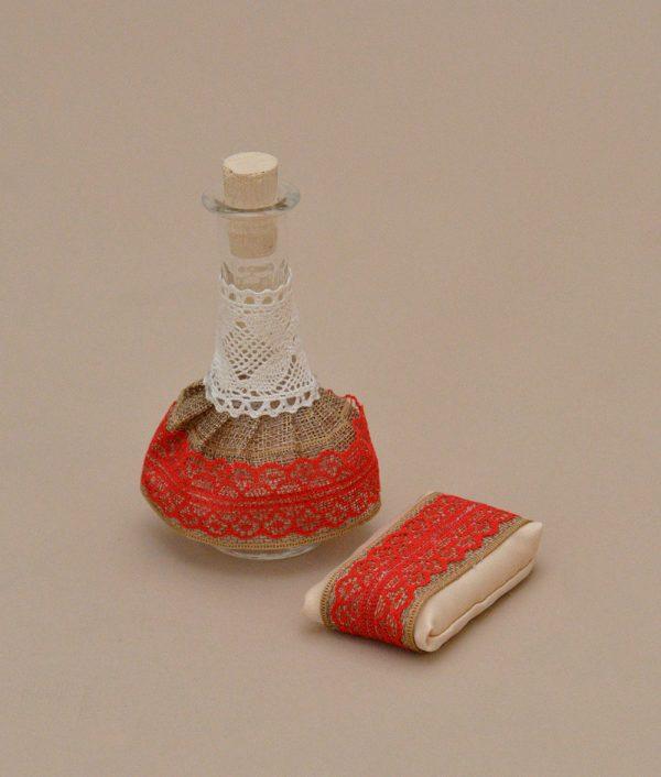 Sticla mir sapun Trusou Botez Traditional