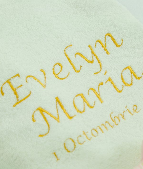 Trusou Botez Evelyn