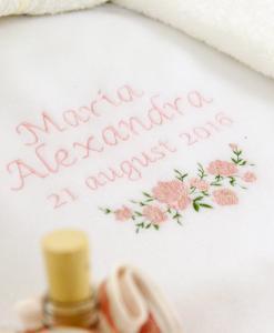 Trusou Botez Roses
