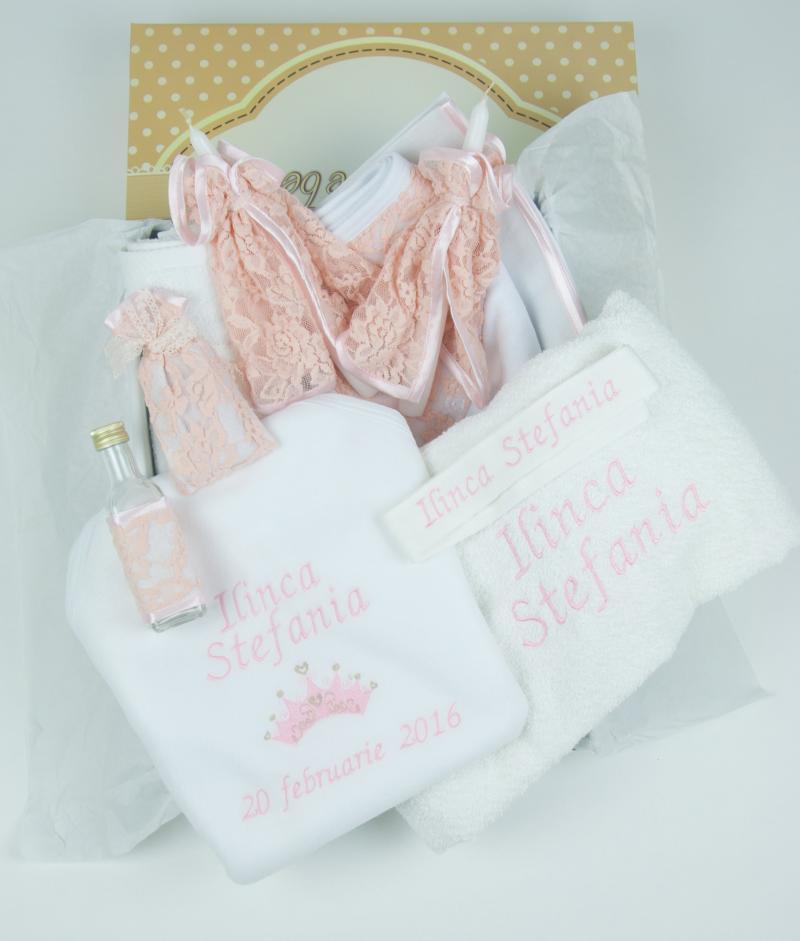 Trusou Botez Pink Princess
