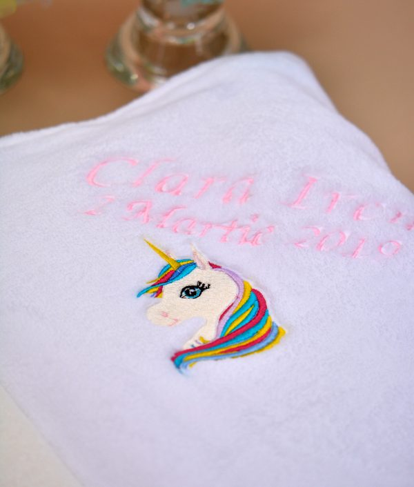 Trusou unicorn brodat